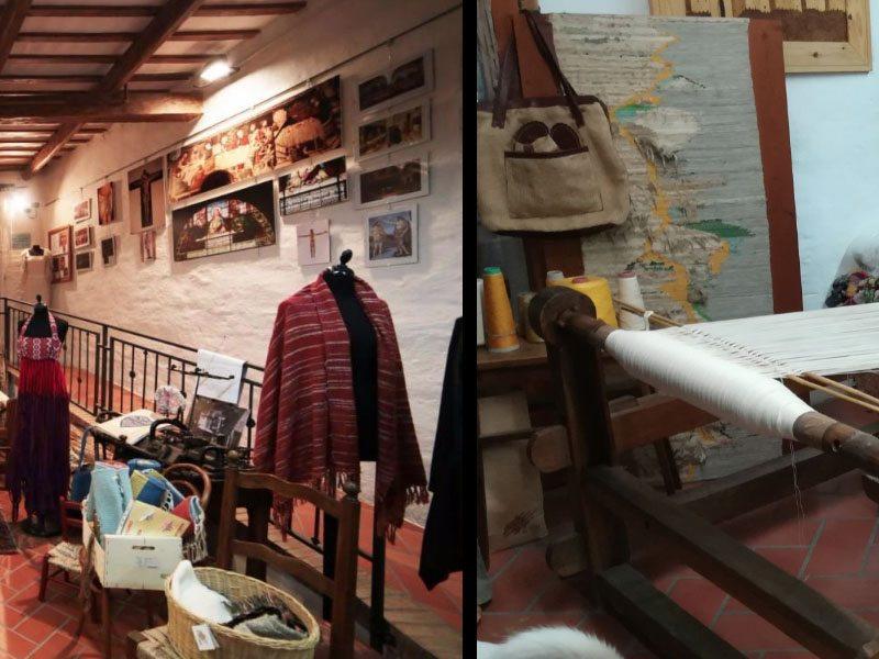 Musei curiosi della Provincia di Macerata - Museo della Tessitura