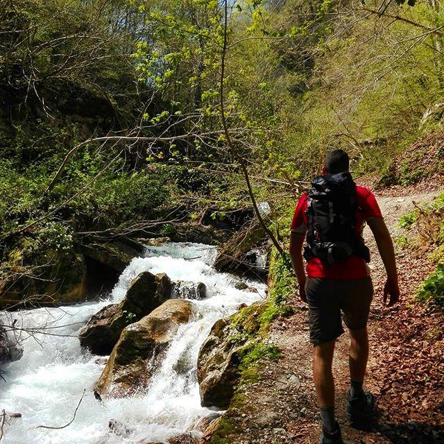 Camminare nelle Marche: Monti Sibillini - Foto Instagram di Mario Diadoro