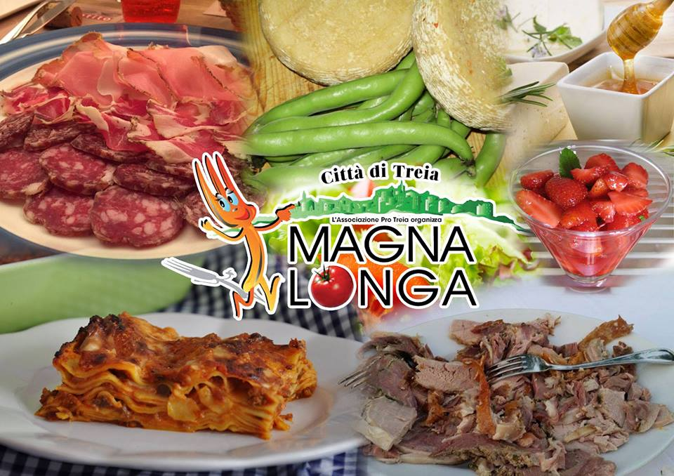 Magnalonga a Treia il 1 maggio. Foto ©Proloco Treia