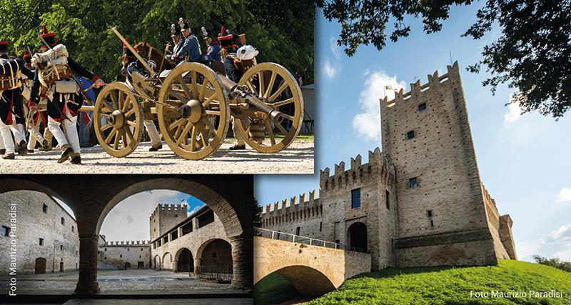 Eventi di maggio nelle Marche: La Battaglia di Tolentino al Castello della Rancia il 2 e 3 maggio