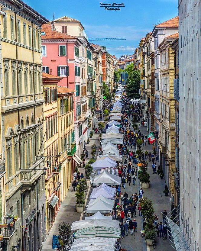 Fiera di San Ciriaco ad Ancona dall'1 al 4 maggio. Foto ©Tommy Cimarelli