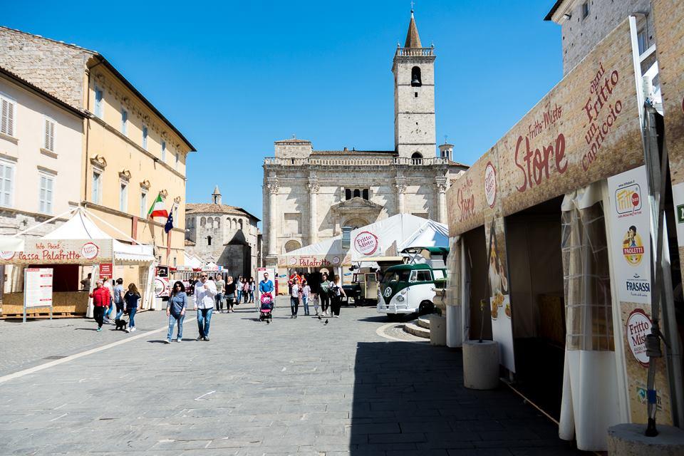 Fritto misto ad Ascoli Piceno dal 21 aprile al 1 maggio 2018