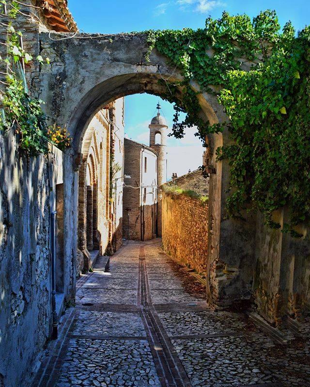 Cupra Marittima borgo antico