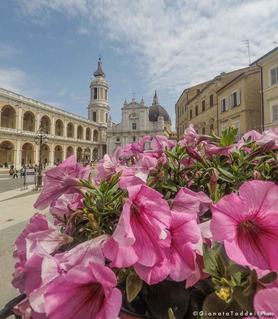 #loretophotowalk: la Basilica della Santa Casa di Loreto