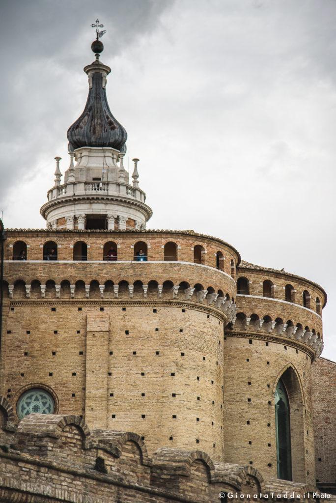 #loretophotowalk: i camminamenti di ronda della Basilica della Santa Casa