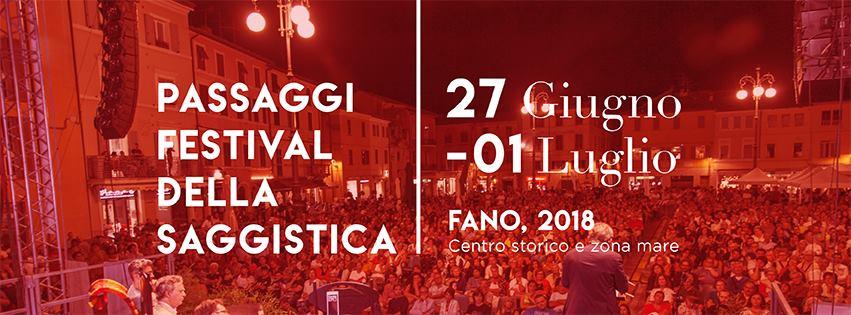 Passaggi Festival 2018 - Fano
