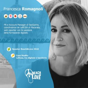 Francesca Romagnoli - Beach & Love