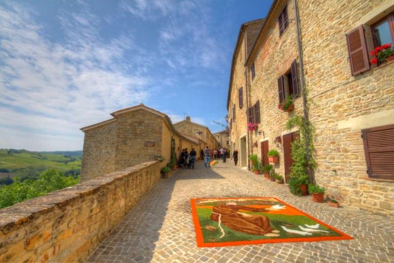 Castelli di Arcevia: Castiglioni
