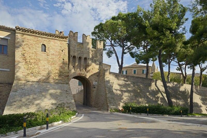 Cinta muraria di Montecassiano