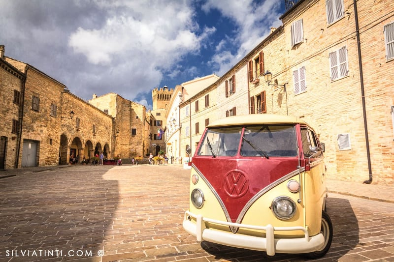 Piazza Castello Moresco