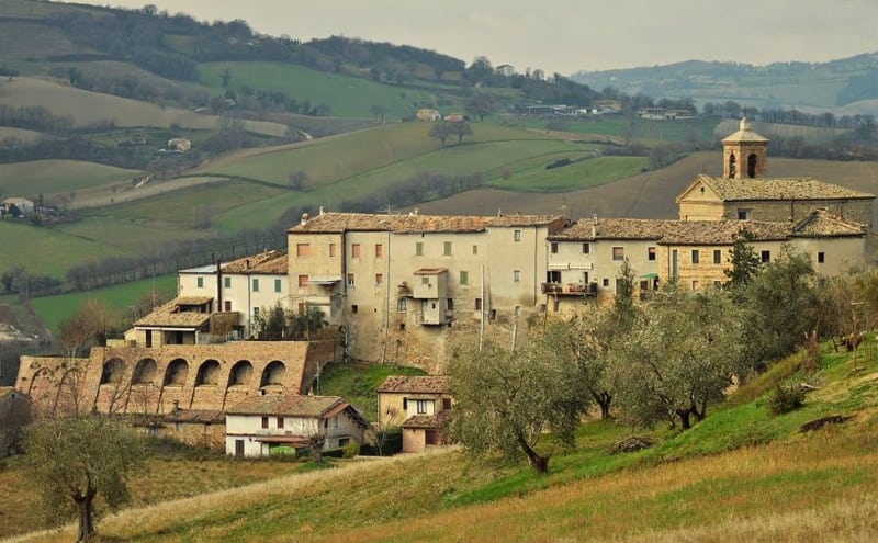 I castelli di Arcevia: Nidastore