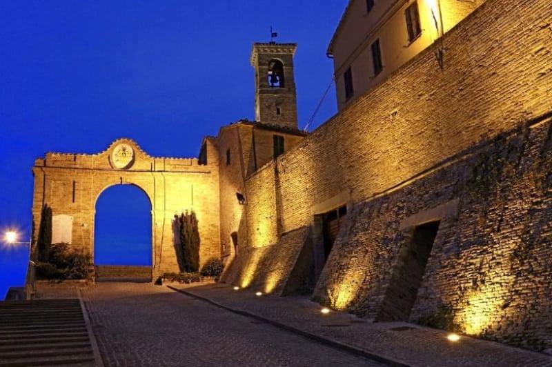 I castelli di Arcevia: Piticchio