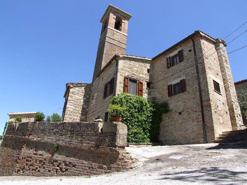 I castelli di Arcevia: San Pietro in Musio