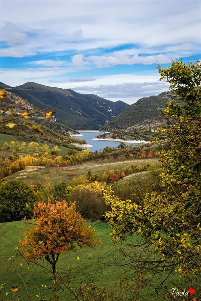Lago di Fiastra - Marche