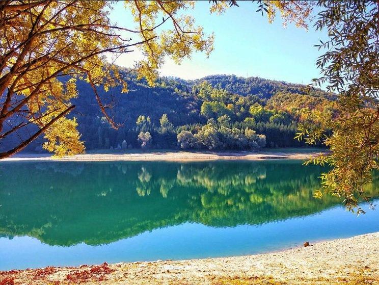 Lago di Gerosa - Marche