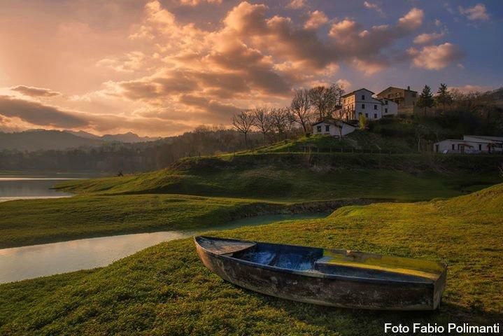 Lago di San Ruffino - Amandola Marche