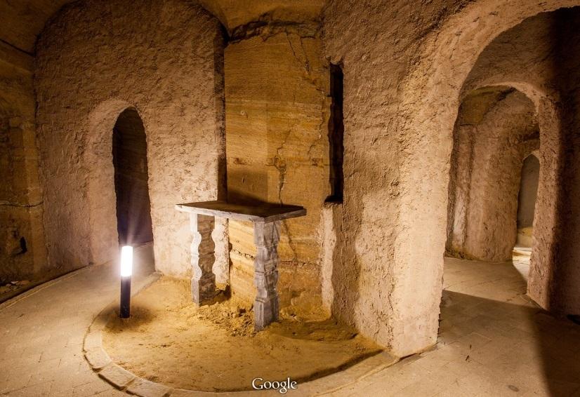 Grotta Manciforte - Grotte di Camerano