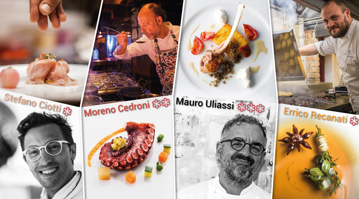 A tavola con gli chef stellati delle marche destinazionemarche blog - A tavola con gordon ramsay ...