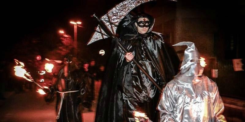 """La """"Processione dell'Anno Vecchio"""", tradizionale festa popolare di Appignano del Tronto"""