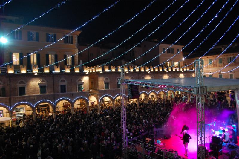 Capodanno in Piazza ad Ascoli Piceno