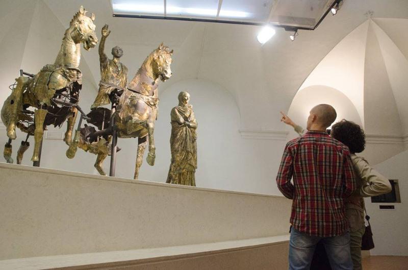 Museo dei bronzi dorati di pergola