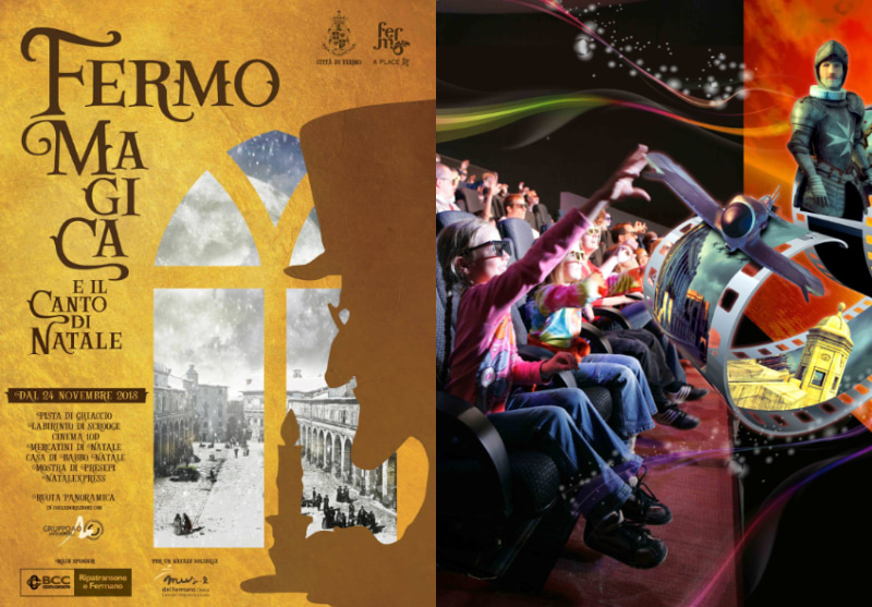 Locandina del Natale a Fermo