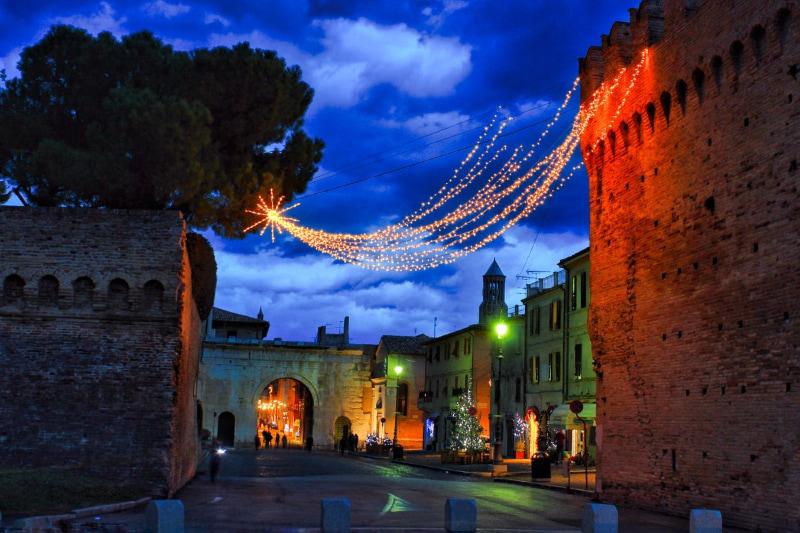 Immagine del Natale a Fano