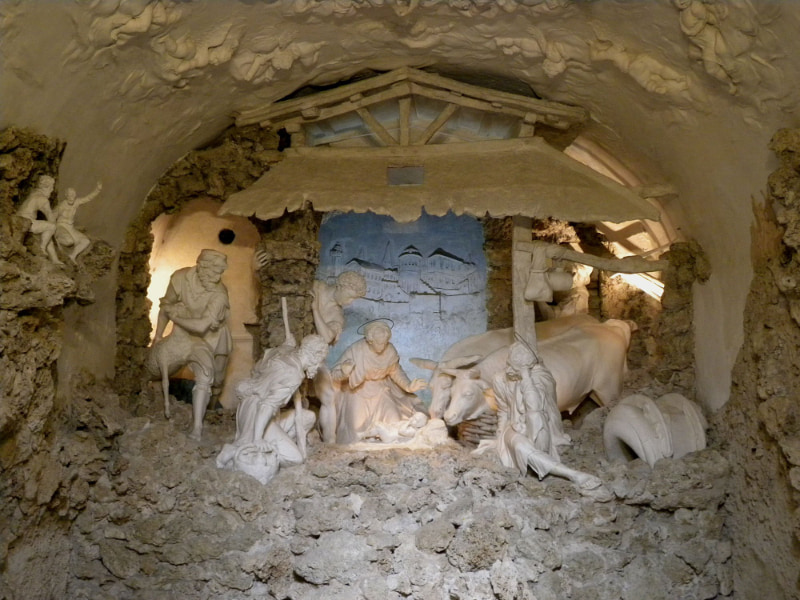 Presepe del Brandani a Urbino