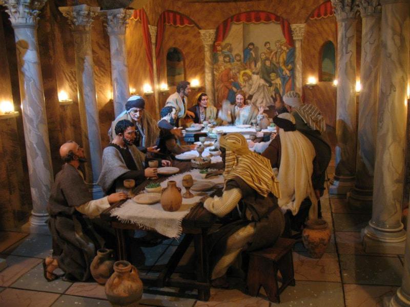 Presepe San Marco a Fano