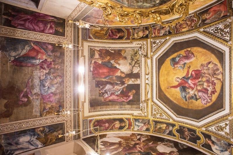 Il ciclo pittorico di Martino Bonfini all'interno del Santuario della Modonna dell'Ambro