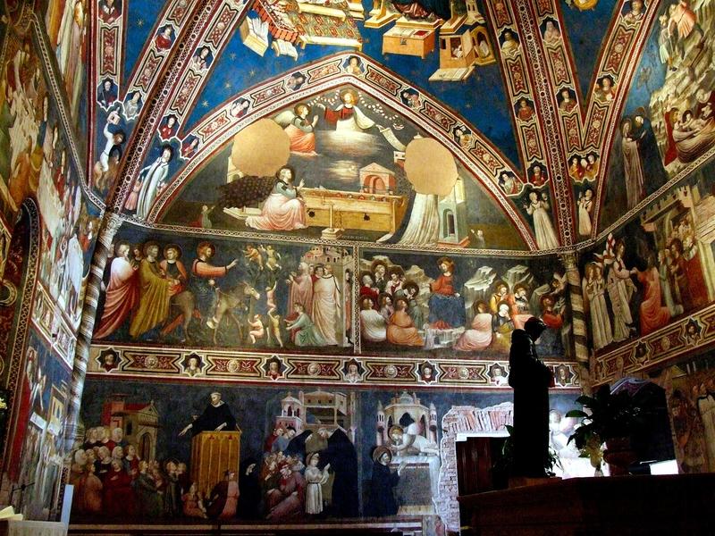 Basilica di San Nicola a Tolentino - I Santi più importanti delle Marche