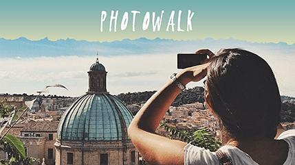 Photowalk nelle Marche