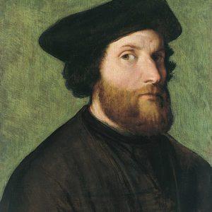 Autoritratto Lorenzo Lotto