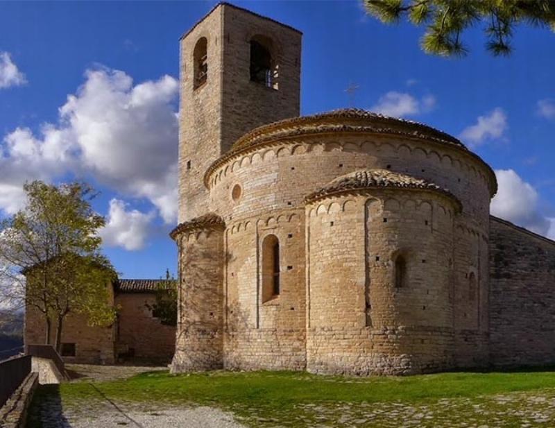 Chiesa di San Giusto di San Maroto