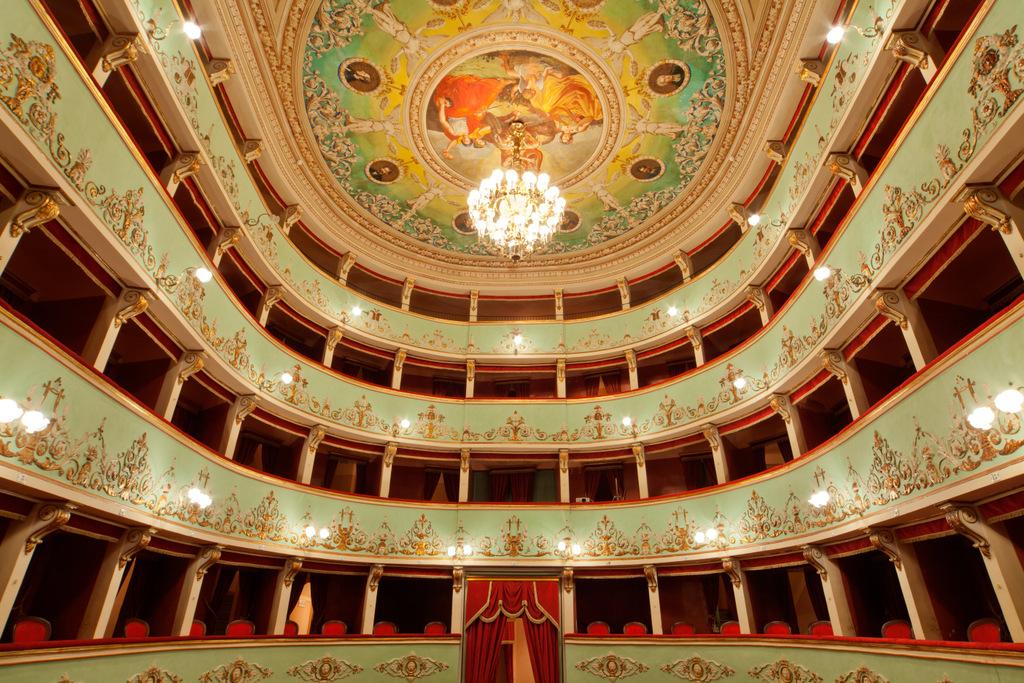 Teatro del Serpente Aureo di Offida