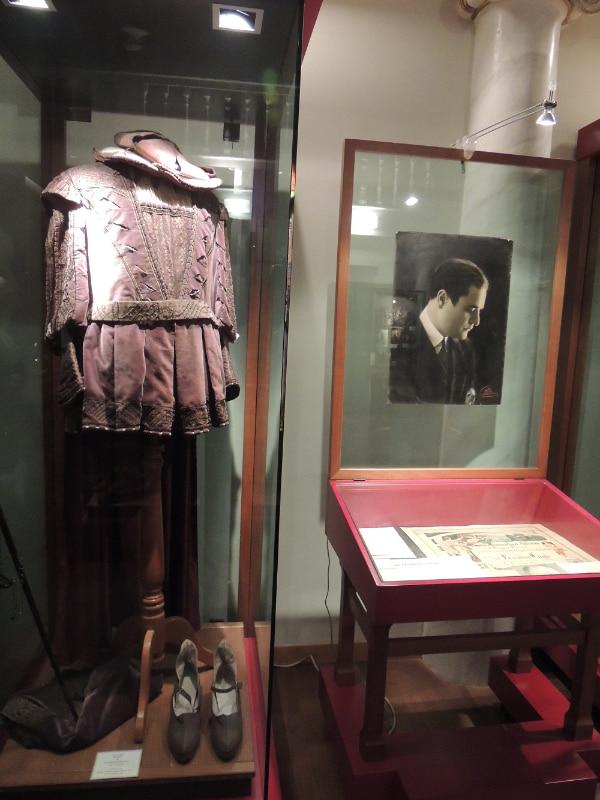 Museo Beniamino Gigli a Recanati