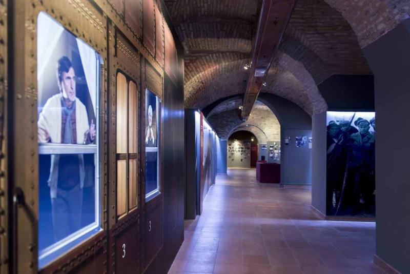 Museo dell'Emigrazione Marchigiana a Recanati