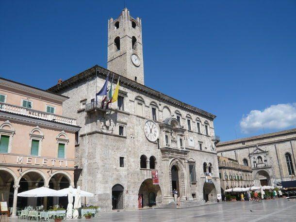 Palazzo dei Capitani ad Ascoli Piceno