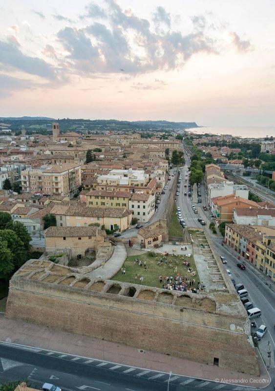 Bastione San Gallo a Fano