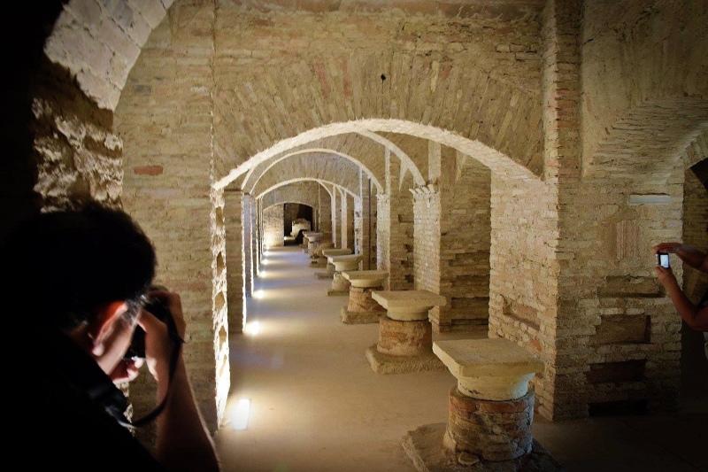 grotte sotterranee di Fano