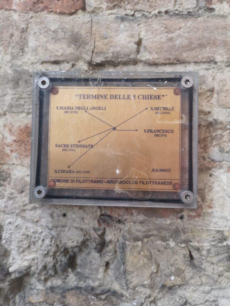 Passeggiata centro storico Filottrano - Silvia Badriotto