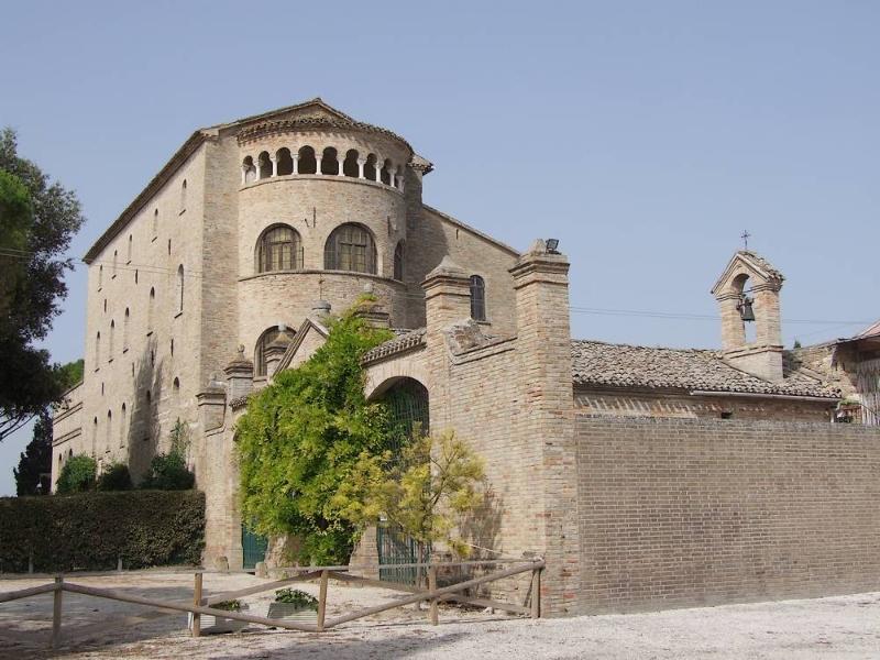 Abbazia di Santa Maria in potenza di Porto Recanati