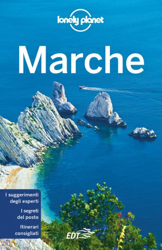 copertina guida Marche Lonely Planet